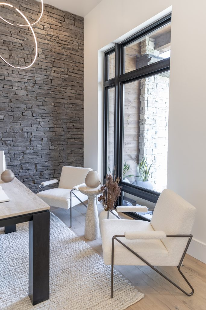 Chatwin Homes Office - Utah Valley Parade of Homes 2021 | Emily Smith Photo (@emilysmithphoto)